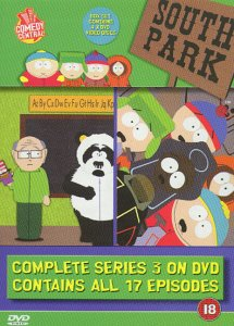 South Park: Complete Series 3 by Amazon