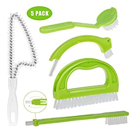 Tile Joint Cleaning Brush Set