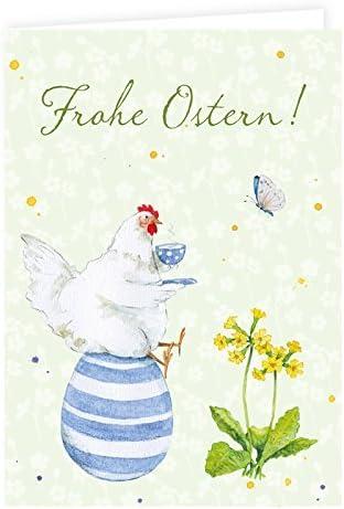 6 Osterkarten im Set vom Gr/ätz Verlag