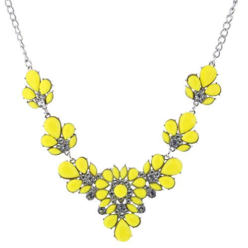 Cheap:cute vintage necklace & pendant large collar crystal statement necklace women's Collier -