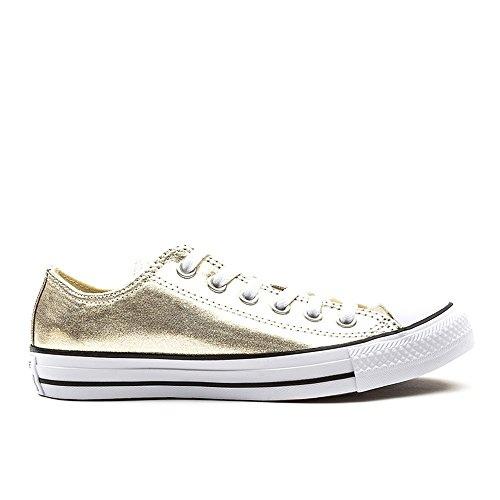 Metallic All Chuck Chaussures Star Rouge EU Taylor Converse Ox 36 Homme 7wFvH