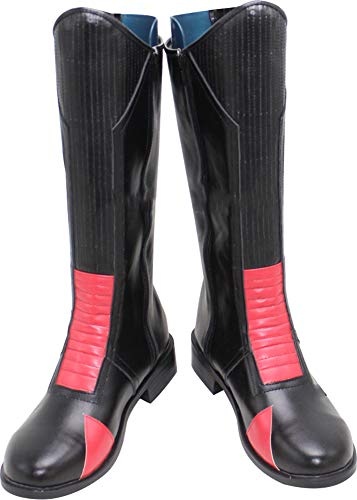 Whirl Cosplay Boots Shoes for The Flash Season 2 Barry Allen