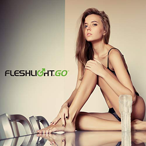 Fleshlight Go Torque | Clear Male Masturbator | See Through Pocket Toy by Fleshlight (Image #2)