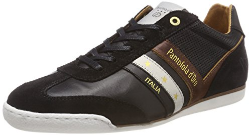 buy cheap tumblr Pantofola d'Oro Men's Vasto Uomo Low Trainers Black (Black .25y) cheap sale exclusive under $60 2014 new online outlet pre order TK4FGs0tBB