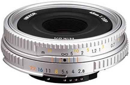 Nikon Nikkor 45 Mm 2 8 P Lens Camera Photo