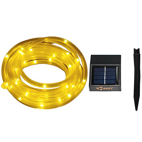 inst-165ft-50-led-solar-rope-lights-for-garden-home-pathway-patio-lawn-wedding-party-warm-white