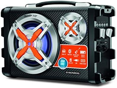 Altavoz amplificador Multi Connect Thunder VII Bluetooth: Amazon.es: Hogar