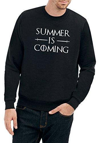 Summer is Coming Sweater Black Certified Freak