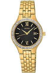 Seiko Bracelet Womens Quartz Watch SUR754
