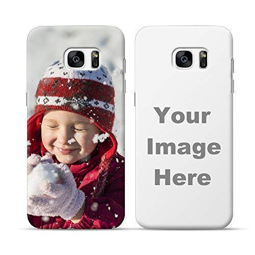 promo code 56357 a448e Samsung Galaxy S7 Edge Custom Case, Personalized Photo Phone Case, Matte  Finish, Faboho