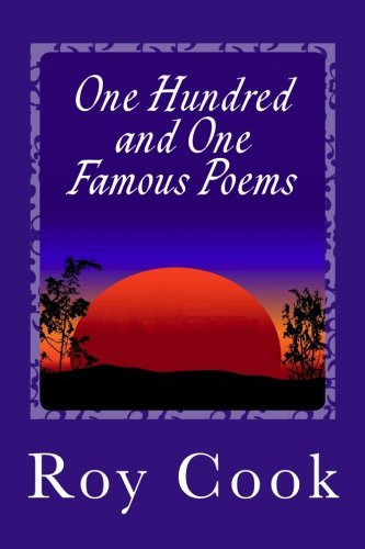 101 famous poems roy cook - 2