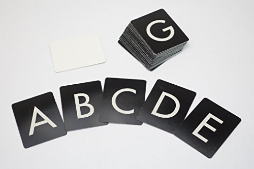 Tactile Letters, Upper Case (Letters Uppercase Tactile)