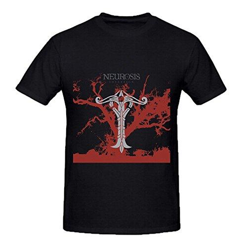 (Neurosis Sovereign Men Tee Shirts Black)