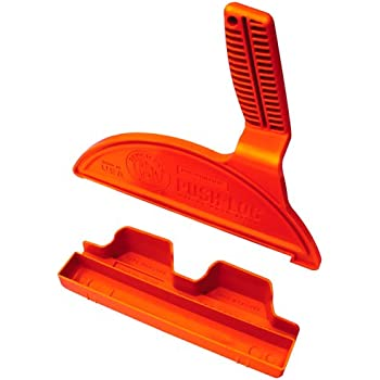 Bench Dog 10-025 Push-Loc Offset Push Stick For Table Saws, Router Tables with Docking Station