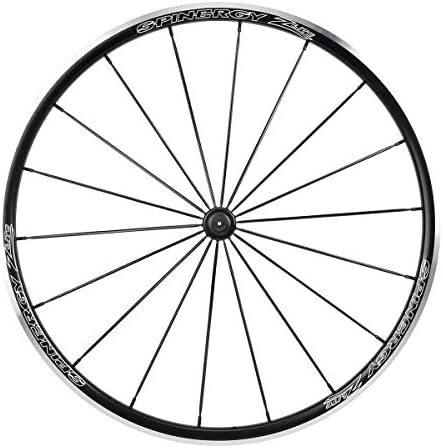 Lightweight Mixed 700c PBO Spokes Chemical Resistant Tubeless Ready UV /& Impact Proof Everyday Z Lite All-Road Spinergy Road Front Bike Wheel Strong Round or Aeroblade Extreme Water