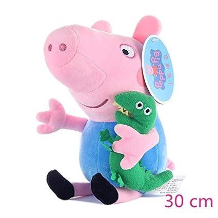 Amazon.com: Vietxa Pig George Pepa Pig Family - Muñeco de ...