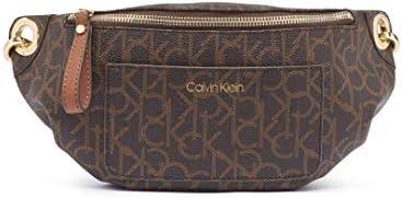 Calvin Klein Sonoma Signature Monogram Belt Bag