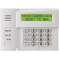 Honeywell 6164US Custom Alpha Keypad W/4 Integrated H/w Zones