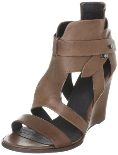 Shoe Black Kuma Rose ash Scarpe Donna braun Con Lily Tacco Marrone ORRrSEwnq