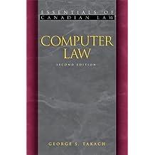 Computer Law 2/E