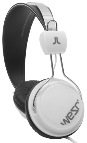 WeSC Bongo Headphone (White) (Discontinued by Manufacturer)