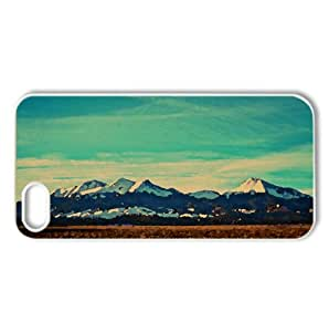 Nothing Special Watercolor style Cover iPhone 5 and 5S Case (Colorado Watercolor style Cover iPhone 5 and 5S Case)