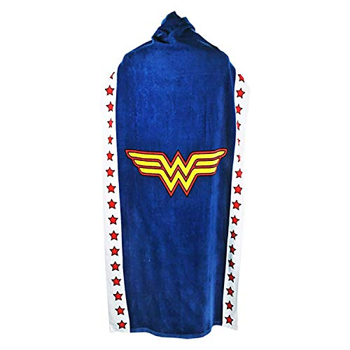 Half Moon Bay DC Comics Wonder Woman Cape Towel ()
