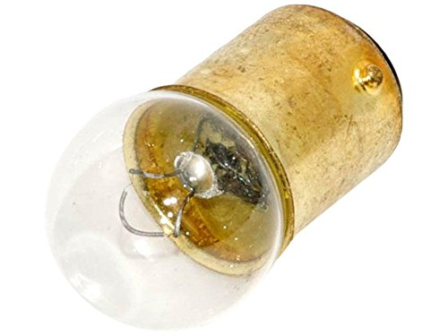CEC Industries #68 Bulbs, 13.5 V, 7.965 W, BA15d Base, G-6 shape (Box of 10) ()
