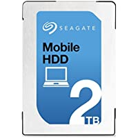 Seagate 2TB Laptop HDD SATA 6Gb/s 128MB Cache 2.5-Inch Internal Hard Drive (ST2000LM007) (Certified Refurbished)