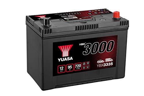YBX3335 Yuasa SMF Autobatterij 12V 95Ah