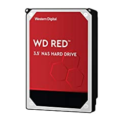 There's a leading edge WD Red drive for every compatible NAS system to help fulfill your data storage needs. With drives up to 14TB, WD Red drives offer a wide array of solutions for customers looking to build a NAS storage solution. Built fo...