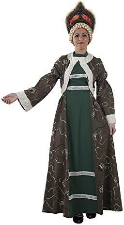 Fycar Disfraz de Rusa - Mujer, M: Amazon.es: Ropa y accesorios