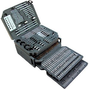 K-Tool International KTI (KTI-10330) Drill Bit Set from K-Tool International