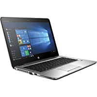 HP 14-Inch HD EliteBook 745 G3 AMD A10-8700B 8GB 256GB SSD Radeon R6, No Optical, Win10 Pro