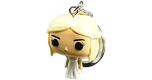 Amazon.com: Funko POP Llavero: GOT - Daenerys Targaryen ...