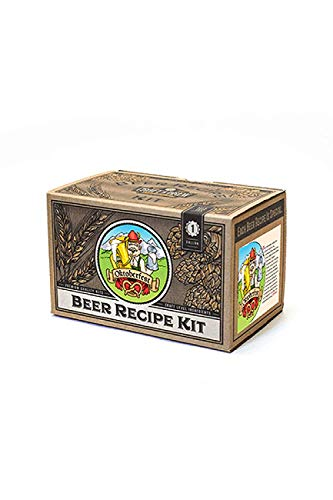 Craft a Brew Ingredient 1 Gallon Oktoberfest Ale Recipe Kit - Make Your Own Beer with Home Brewing 1 Gal (Best 1 Gallon Brewing Kit)