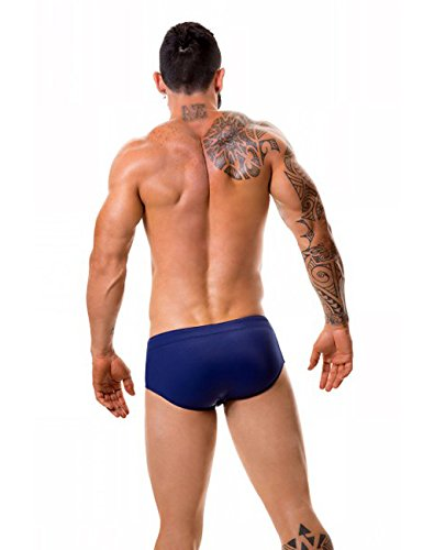 JOR 0288 Hot Swim Brief - Badehose (M, Blau)
