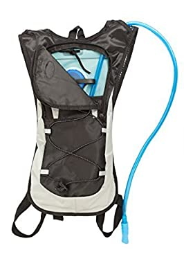 Hydration Pack Backpack with 2L Water Bladder - Lightweight Daypack for Hiking, Cycling, Camping