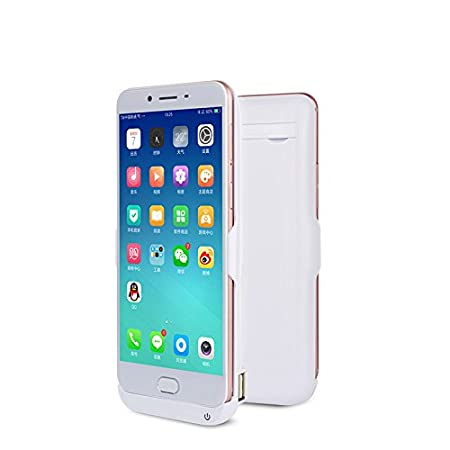 ANTENNA OPPO R9s Battery Battery Case, Slim Portable Charger OPPO ...
