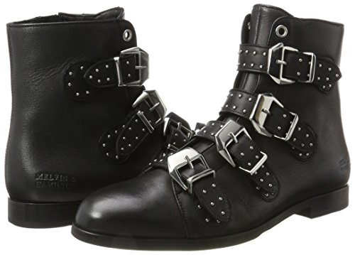 Nappa Black Susan Damen amp; SHOES Schwarz Chelsea HAND R CLASS Black Boots OF MH Hrs HAMILTON MELVIN MADE 44 ZwUzzgq