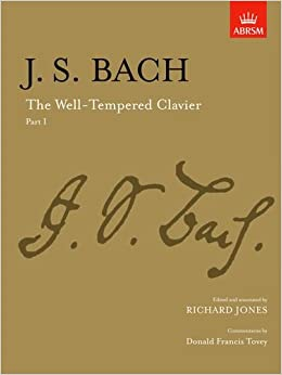 Book The Well-Tempered Clavier, Part I: [paper cover] (Signature Series (ABRSM)) (Pt. 1)