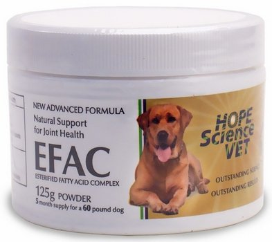EFAC Joint Health Advance Formula for Dogs and Cats (125 g), My Pet Supplies