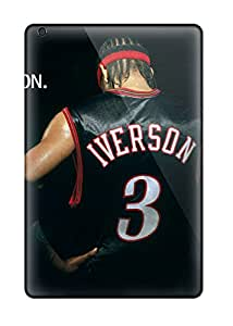 Ron-cat WlVJZ3004piiQi Case For Ipad Mini/mini 2 With Nice Allen Iverson Appearance