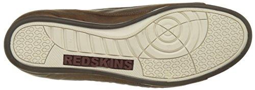 Marron marine Redskins Alte Wolki Uomo 7e Marrone Sneaker qXUTwRv