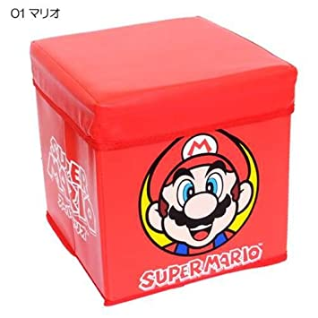 Super Mario storage box chair (chair toy box +) Anime Toy Store / [  sc 1 st  Amazon.ca & Super Mario storage box chair (chair toy box +) Anime Toy Store ...