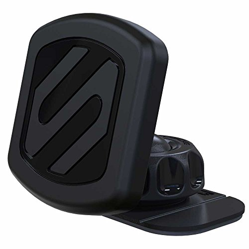 (SCOSCHE MAGDMB MagicMount Universal Magnetic Phone/GPS Mount for the Car, Home or Office in Frustration Free Packaging)
