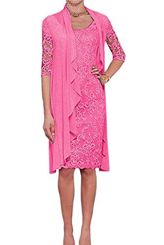 mujer Vestido Topkleider Estuche rosa 56 para CA0wnFx6q