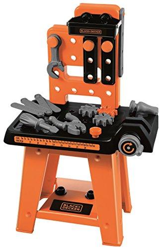 ecoiffier 2305 jeu d 39 imitation petit etabli black and decker la caverne du jouet. Black Bedroom Furniture Sets. Home Design Ideas