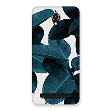 Very Aesthetic Leafs Back Case Cover For Asus Zenfone Amazon In Electronics
