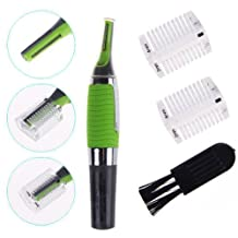 XIDISO Micro Max Hair Trimmer Personal Hair Trimmer for Nose Ear Eyebrow